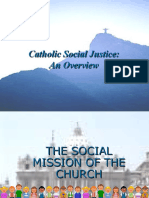 1.the Social Mission of the Church