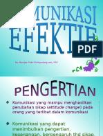 KOMUNIKASI EFEKTIF.ppt