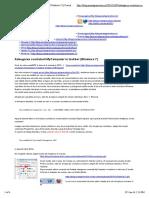 Adaugarea Scurtaturii MyComputer in Taskbar (Windows 7) _ Cuvinte Fara Grija
