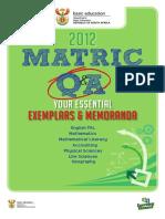 Grade 12 Matric Q&A Guide 2012.pdf