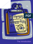 Personal Fitness Webquest Update 10-12-07