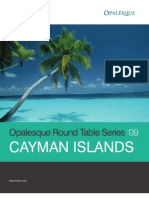 Opalesque Cayman Roundtable
