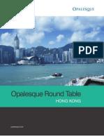 Opalesque Hong Kong Roundtable
