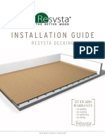19122013 Decking Installation Guide Usa