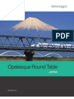 Opalesque Japan Roundtable