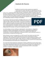 Anales Del Sistema Sanitario De Navarra