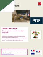 Lutter contre l'illettrisme dans les prisons bretonnes