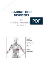 IMMUNOLOGIC DISORDERS.pptx