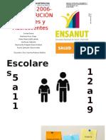 Ensanut 2006-2012 Nut