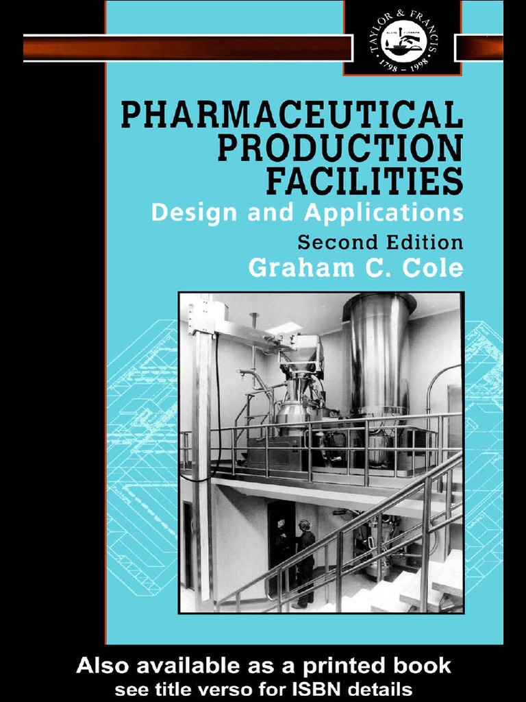 Pharmaceutical production facilities design and applications 2nd pharmaceutical production facilities design and applications 2nd ed graham c cole taylor francis 1998pdf tablet pharmacy pump fandeluxe Images