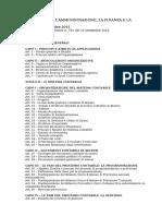 Regolamento Per l'Amministrazione, La Finanza e La Contabilita'