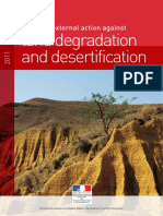 France's External Action Against Land Degradation and Desertification