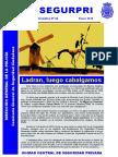 Boletin SegurPri Nº 48 - Enero 2016