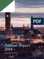 Danske Bank annual report-2014