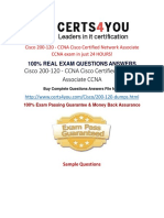 How to pass the Cisco 200-120 exam in first attempt?