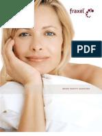 Fraxel Brand Guide 081208