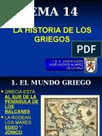Historia Antigua Grecia