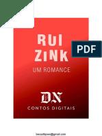 Um Romance - Rui Zink