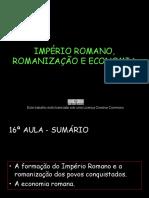 o - Império Romano, Romanização e Economia (Fileminimizer) (Fileminimizer)