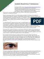 El Ojo En Las Enfermedades Reumáticas Y Autoinmunes