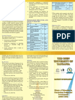 Revised MED-CDD Brochure