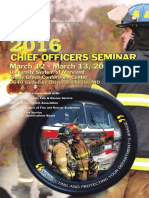 2016 Chief Officers Brochure