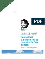 Dossier premsa 2n Estudi Morell - Novembre 2015