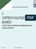 3149 5 Criteri Di Valutazione