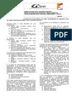 Evaluacion Biologia Evolucion 9-Ab y 9-c