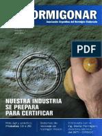 Revista Hormigonar