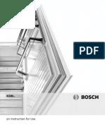 Bosch refrigeretor