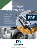 Emottage et Broyage - Palamatic Process