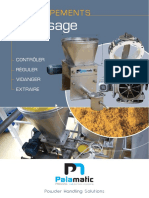 Equipements Dosage Palamatic Process