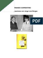 Sorrentino, Fernando - Siete Conversaciones Con Borges(1)