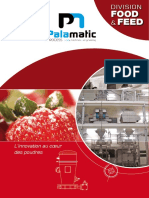 Food & Feed Industries Palamatic Process