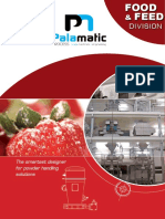 Food & Feed Palamatic Process