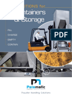 IBC and Storage Solutions Palamatic Process