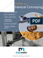 Mechanical Conveying Solutions Palamatic Process