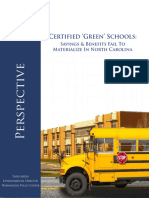 Perspective 1 Certified 'Green' Schools