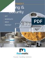 Sifting and Security Palamatic Process
