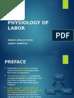 Physiologi of Labor