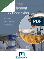 Solutions Écoulement et Connexion Palamatic Process