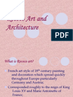 Rococo Art and Architecture