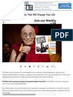100 Dalai Lama Quotes That Will Change Your Life _ Addicted 2 Success