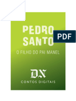 O Filho Do Pai Manel - Pedro Santo
