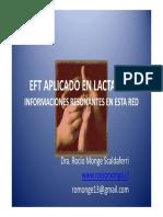 Estudio de EFT Con Lactantes