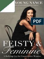 Feisty  & Feminine Sample