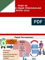 PSAK 46 Pajak Penghasilan 01062015