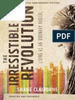 Irresistible Revolution Sample