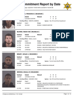 Peoria County booking sheet 02/23/16